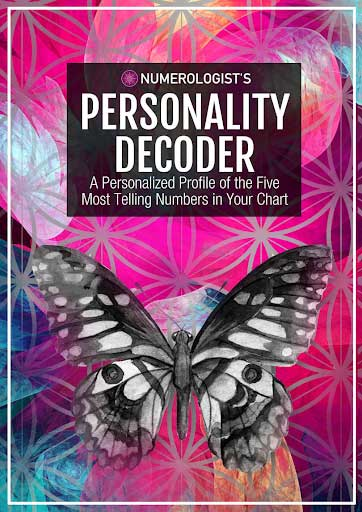 FREE Personalized Numerology Report - Calculate Life Path Number