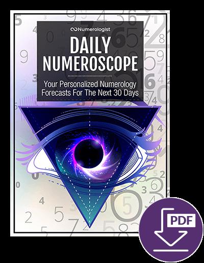 Daily Numeroscope