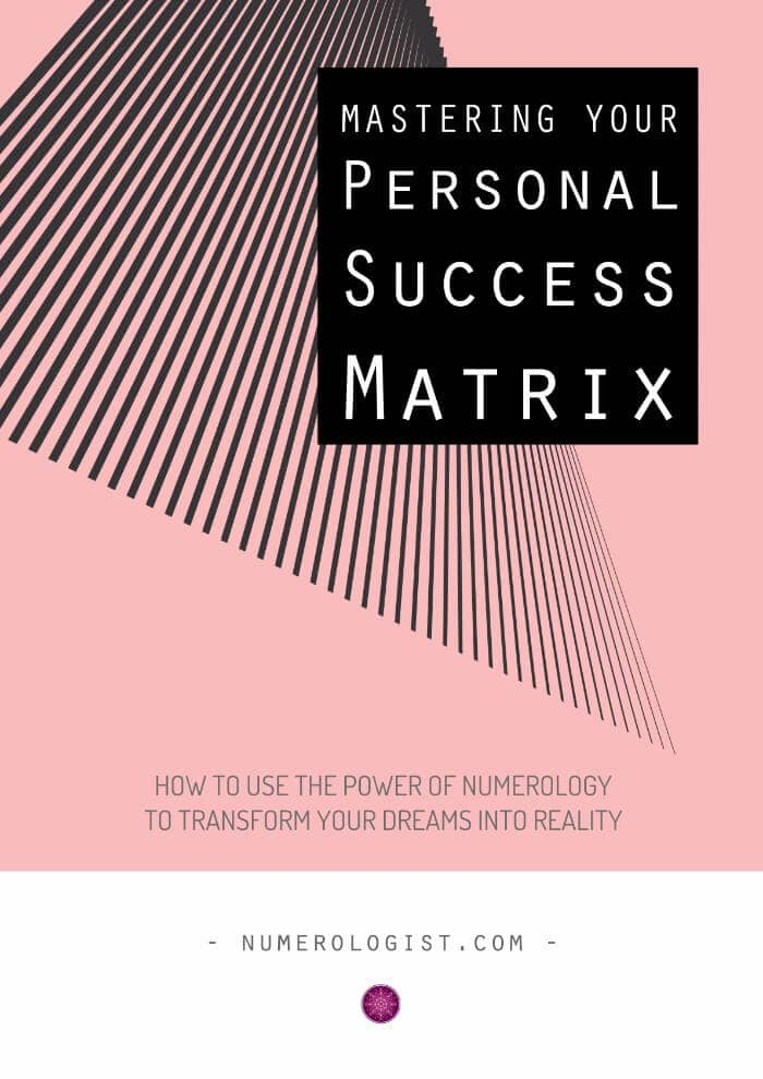 MASTERING YOUR PERSONAL SUCCESS MATRIX
